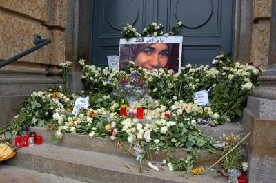 Foto zu Meldung: Pressemitteilung: Gedenken an Marwa El-Sherbini am 1. Juli 2016