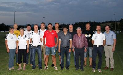 Vorschaubild zur Meldung: Die 1. Mannschaft stieg in die Kreisliga Bayerwald ab - Die Damen errangen den Meistertitel