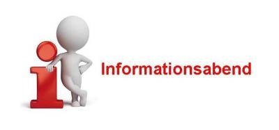 Vorschaubild zur Meldung: Anmeldung - Informationsabend
