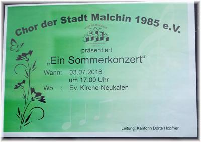 """Foto zur Meldung: """"Ein Sommerkonzert"""" in der Sankt Johannes Kirche"""