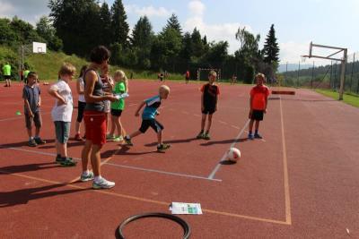 Foto zur Meldung: DFB-Fussball-Abzeichen