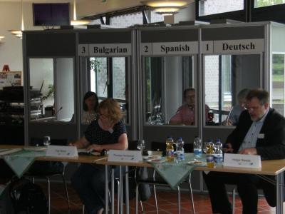 """Foto zur Meldung: EU-Projekt """"agriskills"""" Abschlussveranstaltung"""