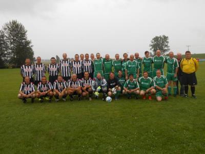 Foto zur Meldung: SV Kanzach feiert Jubiläum mit Sportfest