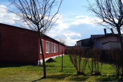 Foto zur Meldung: Umbauarbeiten der Arztpraxis des MVZ Demmin
