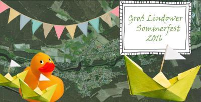 Foto zu Meldung: Groß Lindower Sommerfest 2016