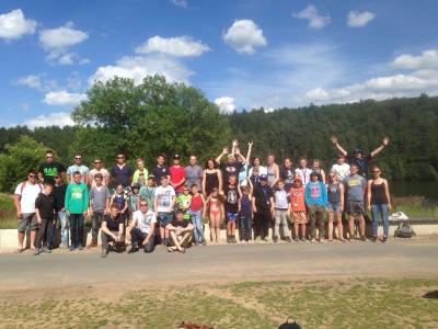Foto zur Meldung: Zeltlager der Jugendfeuerwehr