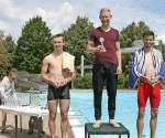 Foto zur Meldung: Tröbitzer 24-Stunden-Schwimmen kratzt an 1000-Kilometer-Marke