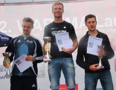Foto zur Meldung: Warema-Lauf mit Unterfränkischer Meisterschaft