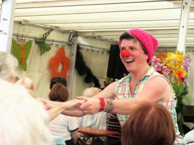 Sommerfest im AWO–Sozialzentrum in der Eifelstraße