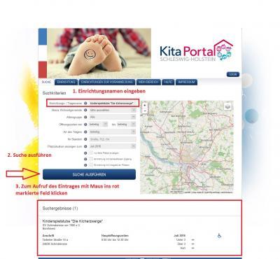 """Foto zu Meldung: Kinderspielstube """"Die Kicherzwerge"""" ist ab sofort im Internet über die neue Kita-Datenbank des Landes Schleswig-Holstein zu finden."""
