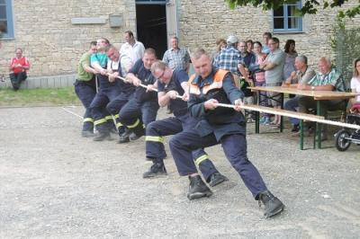 Foto zur Meldung: Heimat- und Schützenfest OT Schadeleben