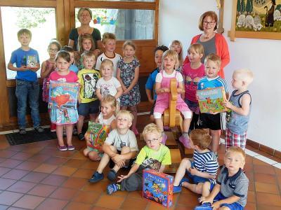 Foto zur Meldung: Spende vom Kinderschutzbund