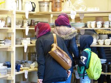Foto zu Meldung: Toller Erfolg für das Kleine Warenhaus
