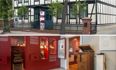 Foto zur Meldung: Mit dem Museum und der Galerie gut in die Ferien starten