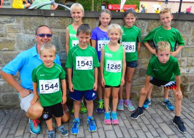 Foto zu Meldung: Hambach Night Run