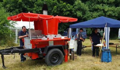 Foto zu Meldung: Freiwillige Feuerwehr Neupetershain e.V. unterstützt beim Stadtfeuerwehrtag in Senftenberg
