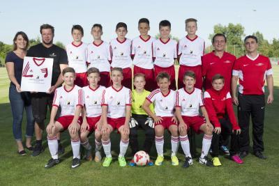 Unterstützung der Jugendarbeit des TSV Schwaikheim