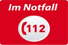 Vorschaubild zur Meldung: Europäischer Tag des Notrufes 112 am 11. Februar
