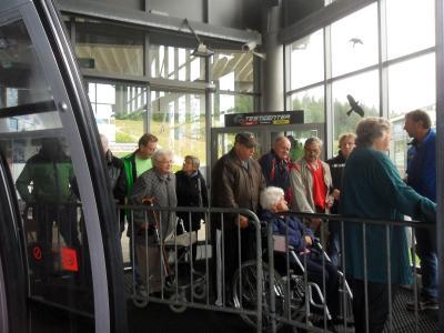 Foto zur Meldung: Seniorenausflug führte zum Großen Arber