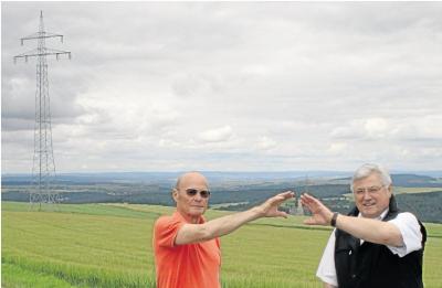 Foto zur Meldung: BoW: Erfolg für Verein: Keine Rotoren vor der Burg