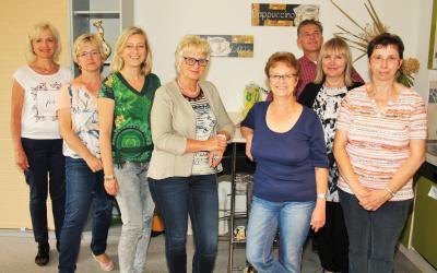 Foto zu Meldung: Erfolgreiche Bilanz an Hirschfelder Schule