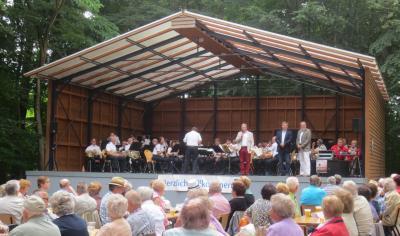 Foto zu Meldung: Besucherrekord zur 6. Seniorenpräventionsveranstaltung der Gemeinde Kloster Lehnin