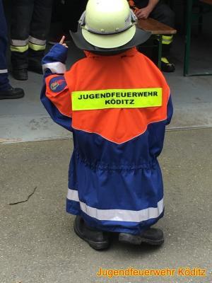 Vorschaubild zur Meldung: Berufsfeuerwehrtag der Feuerwehren Köditz und Joditz