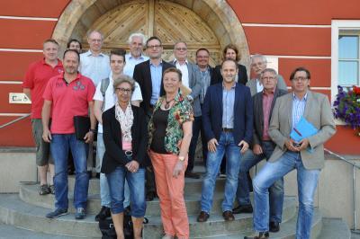 Foto zur Meldung: ISEK Burglengenfeld: Ein Handlungsprogramm für die Zukunft der Stadt