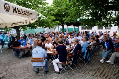 Foto zu Meldung: Jahreshauptversammlung mit anschließendem Sommerfest  2016