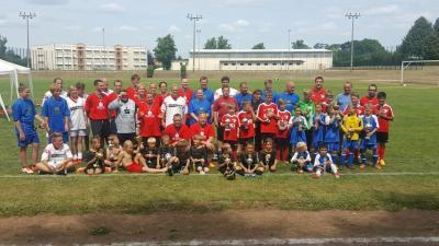 Bild der Meldung: Eltern-Kind-Turnier 2016 vom Plauer FC