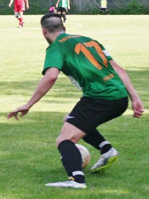 Foto zur Meldung: Fußball