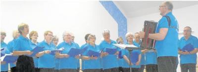 Foto zur Meldung: Singkreis Palmbachtaler: Singkreis feiert Geburtstag