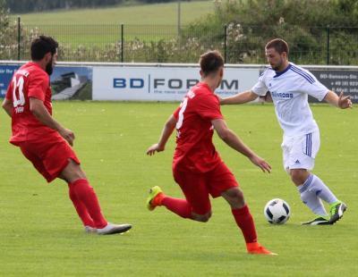 Foto zu Meldung: Landesliga: FC Vorwärts - ATSV Erlangen 1:1 (0:1)
