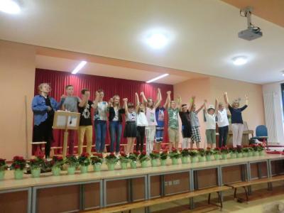 Foto zur Meldung: Ein Schuljahr geht zu Ende