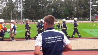 Foto zu Meldung: Kampfeslust in Rostock