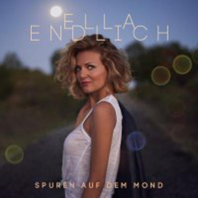Foto zur Meldung: Ella Endlich - Spuren Auf Dem Mond (Universal Music)