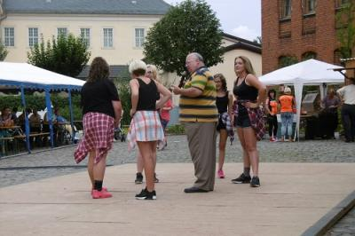 Foto zu Meldung: Heimat- und Vereinsfest OT Hoym