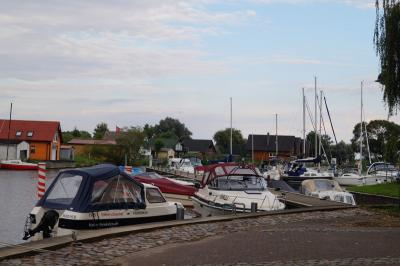 Foto zur Meldung: Eröffnung Hafenbecken