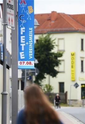 """Foto zur Meldung: Sächsische Zeitung: """"24 Stände sind eine Vereins-Meile"""""""