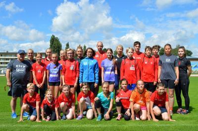 Foto zu Meldung: Trainingslager der Laufgruppe des SC Laage