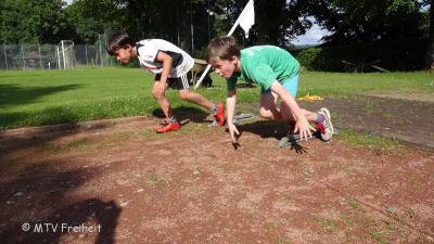 Foto zur Meldung: Vereinssportfest vor den Sommerferien