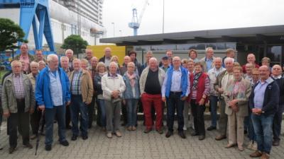 Vorschaubild zur Meldung: Sängerausflug nach Papenburg am 6. August 2016