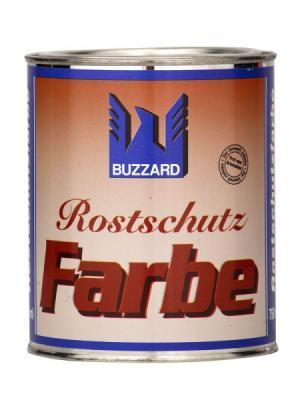 Foto zur Meldung: Buzzard-Rostschutzfarbe