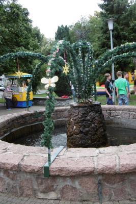 Foto zur Meldung: Vereins- und Brunnenfest OT Nachterstedt 2016