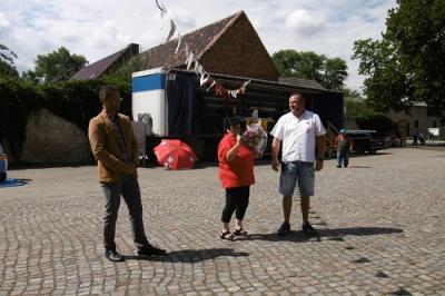 Foto zur Meldung: Fest der Vereine im OT Gatersleben