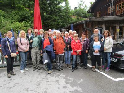 Wandergruppe RGSV Moosburg