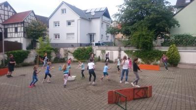 Foto zur Meldung: Viel Spaß beim Ferienprogramm !