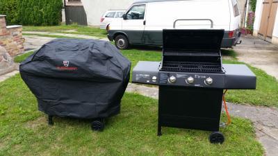 Foto zu Meldung: Verein investiert in zwei neue Grills!