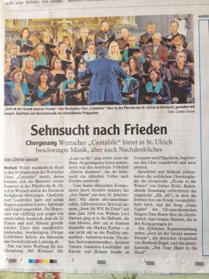 Pressemeldung Immenstadt Konzert 2016