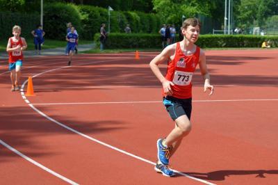 Foto zu Meldung: Wieder ein Sportabzeichen-Tag in Laage